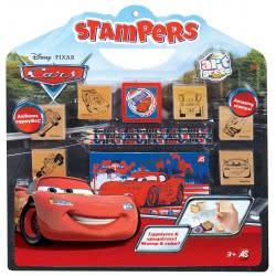 As company Σετ σφραγίδες Stampers Disney Cars 1023-63023 5203068630232