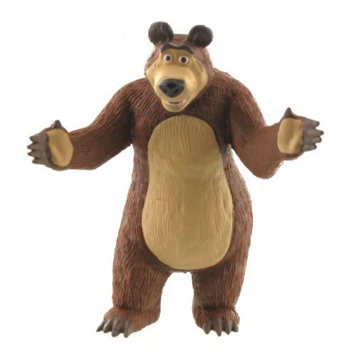 COMANSI Μινιατούρα Bear Masha and the bear COM99804 8412906998046