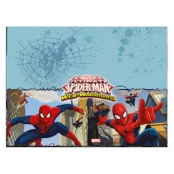 PROCOS Τραπεζομάντηλο Ultimate Spiderman-Web Warriors Marel Πλαστικό 085155 5201184851555
