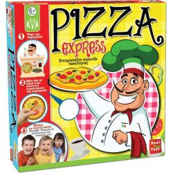 Real Fun Toys ΕΠΙΤΡΑΠΕΖΙΟ PIZZA EXPRESS 04.04050 5200392340509