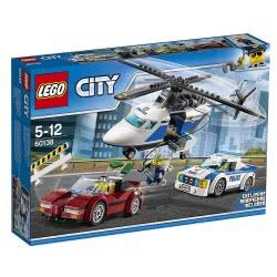 LEGO City Police Καταδίωξη σε Υψηλή Ταχύτητα 60138 5702015865258