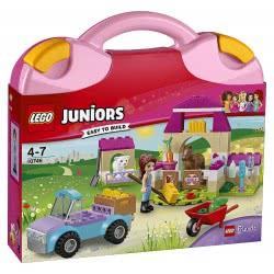 LEGO Juniors Βαλιτσάκι Φάρμας Της Μία 10746 5702015868846