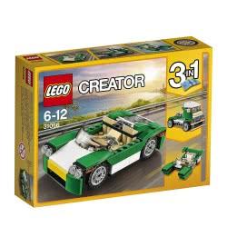 LEGO Creator Πράσινο Αυτοκίνητο 31056 5702015867511