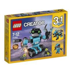 LEGO Creator Εξερευνητής Ρομπότ 31062 5702015867566