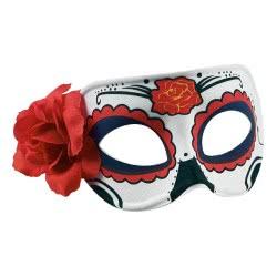 CLOWN Μάσκα Ματιών Υφασμάτινη Day Of Dead 72178 5203359721786