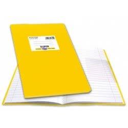 SKAG Τετράδιο Εξηγήσεων SUPER B5 50 φύλλων Κίτρινο 217514 5201303217514