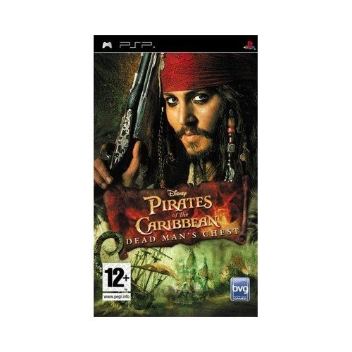 Disney PSP Pirates Of The Caribbean Dead Man`s Chest 8717418279592 8717418279592