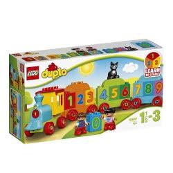 LEGO DUPLO My First Τρένο Με Αριθμούς 2Nd 10847 5702015866637
