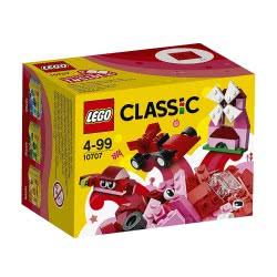 LEGO Classic Κόκκινο Δημιουργικό Κουτί 10707 5702015869393