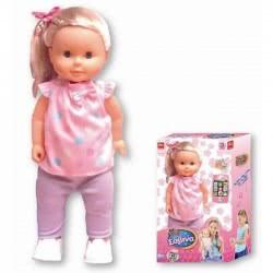 MG TOYS Κούκλα I-Doll Σαβίνα Που Περπατάει, Τραγουδάει Και Μιλάει Στο Κινητό 400693 5204275006933