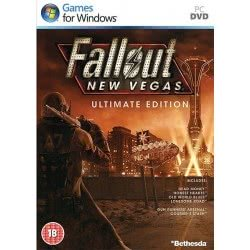Bethesda PC Fallout: New Vegas - Ultimate Edition 093155142145 093155142145