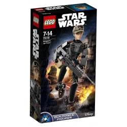 LEGO STAR WARS Λοχίας Τζιν `Ερσο 75119 5702015593359