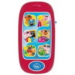 Chicco Smartphone Με Ζωάκια Ζ03-78530-00 8058664079667