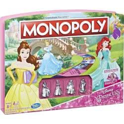 Hasbro Monopoly Disney Princess B4644 5010993315901