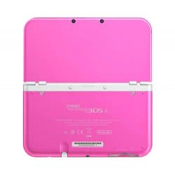Nintendo New 3DS Console XL Pink White Κονσόλα 5201062009535 5201062009535