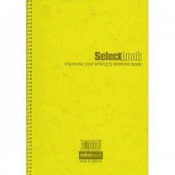salko paper Σπιράλ Select 17X25 240Σελ. 4Θ Π3-02582 5202832025823