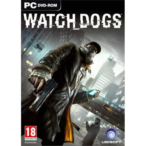 UBISOFT PC Watch Dogs Standard Edition 3307215710708 3307215710708