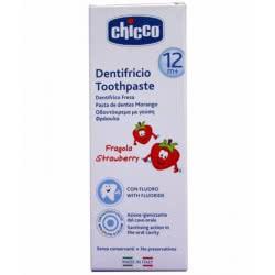 Chicco Οδοντόπαστα με γεύση Φράουλα 50ml L80-07429-00 8003670918714