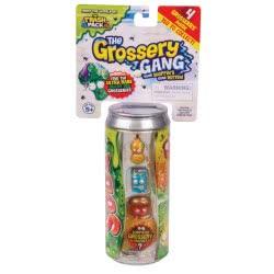 GIOCHI PREZIOSI Τhe Grossery Gang Αναψυκτικό με 4 τεμάχια και κάδο συλλογής GGA05102 8056379025474