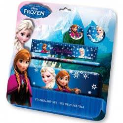 GIM Disney Frozen Σχολικό σετ με 5 αξεσουαρ 300-84367 8435333843673