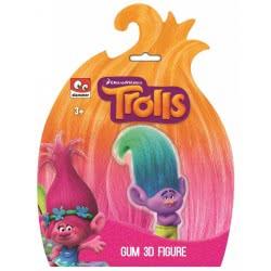 Gialamas Σβήστρα Trolls 3D CAN16247 8712916063902
