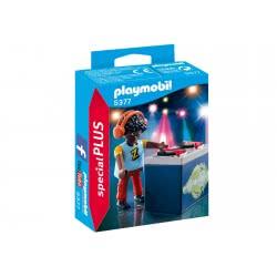 Playmobil DJ με κονσόλα 5377 4008789053770