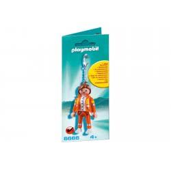 Playmobil Μπρελόκ Διασώστης 6666 4008789066664
