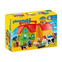Playmobil Φάρμα-Βαλιτσάκι 123 6962 4008789069627