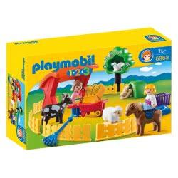 Playmobil Petting Zoo 6963 4008789069634