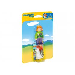 Playmobil Woman with Cat 6975 4008789069757