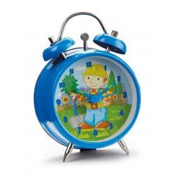 HOLLYTOON Ρολόι Ξυπνητήρι Μπομπ Ο Μάστορας AC039204 AC039204 5205125392046