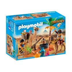 Playmobil Tomb Raiders' Camp 5387 4008789053879