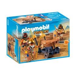 Playmobil Egyptian Troop With Ballista 5388 4008789053886