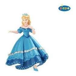 papo Πριγκίπισσα Που Χορεύει Μπλε 39022 PAPO 3465000390228