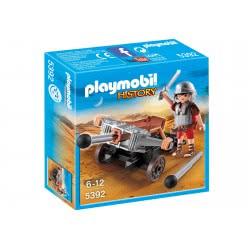 Playmobil Legionnaire With Ballista 5392 4008789053923