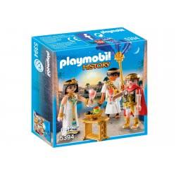 Playmobil Καίσαρας Και Κλεοπάτρα 5394 4008789053947