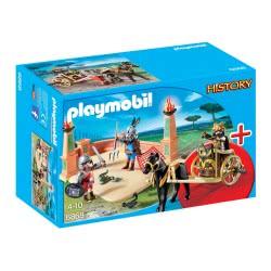 Playmobil Starter Set Αρένα Μονομάχων 6868 4008789068682