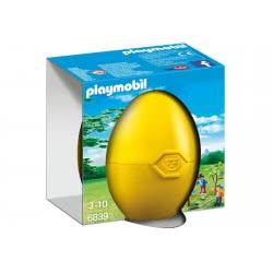 Playmobil Παιδάκια Με Παιχνίδι Ισορροπίας 6839 4008789068392