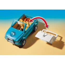 Playmobil Όχημα με ταχύπλοο σκάφος και υποβρύχιο μοτέρ 6864 4008789068644