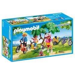 Playmobil Εκδρομή Με Ποδήλατα Βουνού 6890 4008789068903