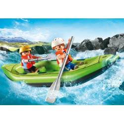Playmobil Βάρκα Ράφτινγκ Με Παιδάκια 6892 4008789068927