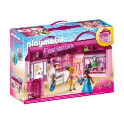 Playmobil Take Along Fashion Boutique 6862 4008789068620
