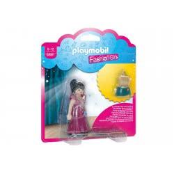 Playmobil Fashion Girl με τουαλέτα δεξίωσης 6881 4008789068811