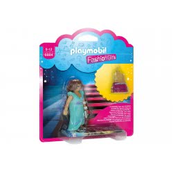 Playmobil Fashion Girl με βραδινή τουαλέτα 6884 4008789068842