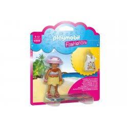 Playmobil Fashion Girl Με Ρούχα Παραλίας 6886 4008789068866