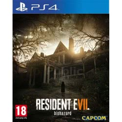CAPCOM PS4 Resident Evil 7 Biohazard 5055060900628 5055060900628