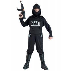 CLOWN ΑΠΟΚΡΙΑΤΙΚΗ ΣΤΟΛΗ SWAT TEAM Νο. 12 61512 5203359615122