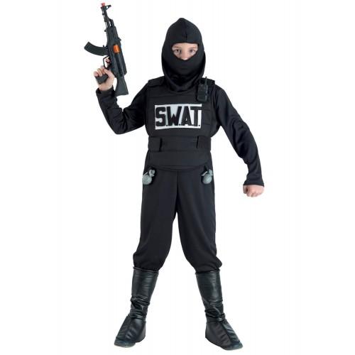 CLOWN ΑΠΟΚΡΙΑΤΙΚΗ ΣΤΟΛΗ SWAT TEAM Νο. 14 61514 5203359615146