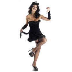 CLOWN Αποκριάτικη Στολή Φόρεμα Ψιψίνα Μίνι Spicy Hanger Tag 70998 5203359709982