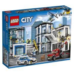 LEGO City Αστυνομικό Τμήμα 60141 5702015865654